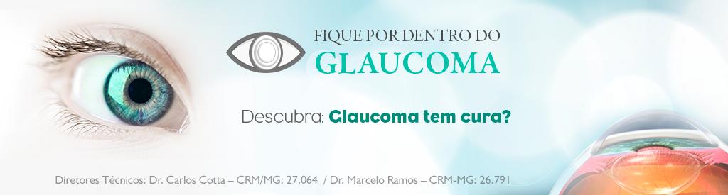 Saiba agora se glaucoma tem cura